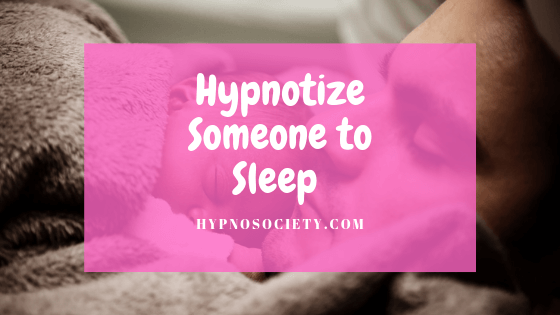 featured image for hypnotize someone to sleep