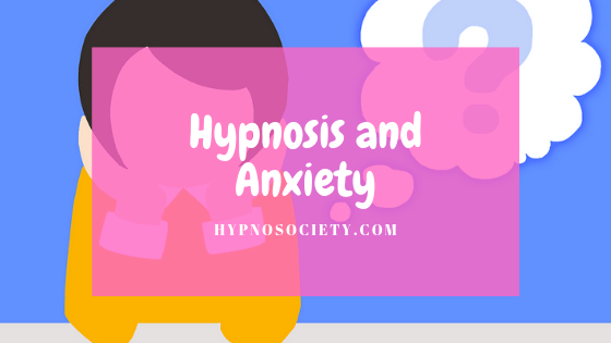 featured image for hypnosis and anxiety