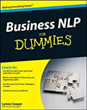 book cover for Business NLP for Dummies
