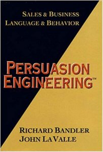 book cover for persuasion engineering