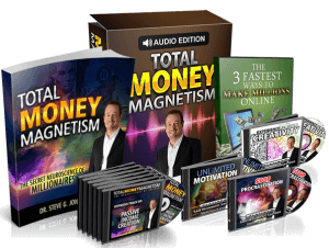 total money magnetism sales covers
