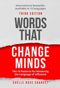 book cover for words that change minds