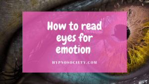 reading eye expressions