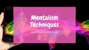 mentalism 101