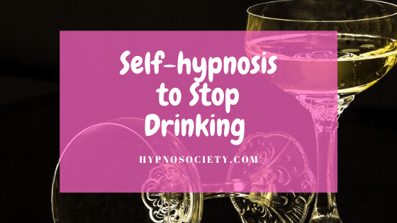 quit drinking with hypnosis
