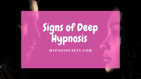 light vs deep hypnosis