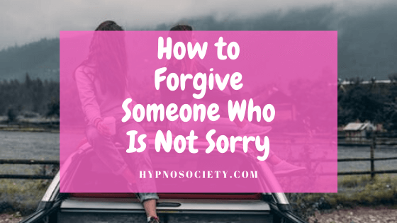 featured image for forgiving someone who is not sorry