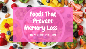 featured image for foods that prevent memory loss