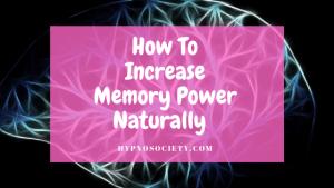 get more memory power