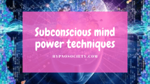 featured image for subconscious mind power techniques