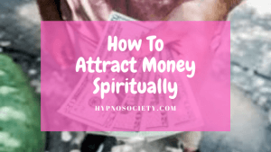 featured image for how to attract money spiritually