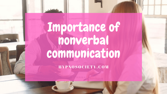 featured image for Importance of nonverbal communication