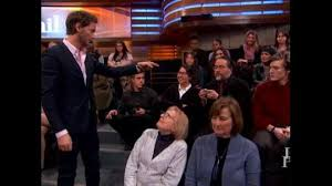 Image for mentalist in front of a crowd
