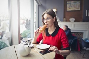 Image for eat well